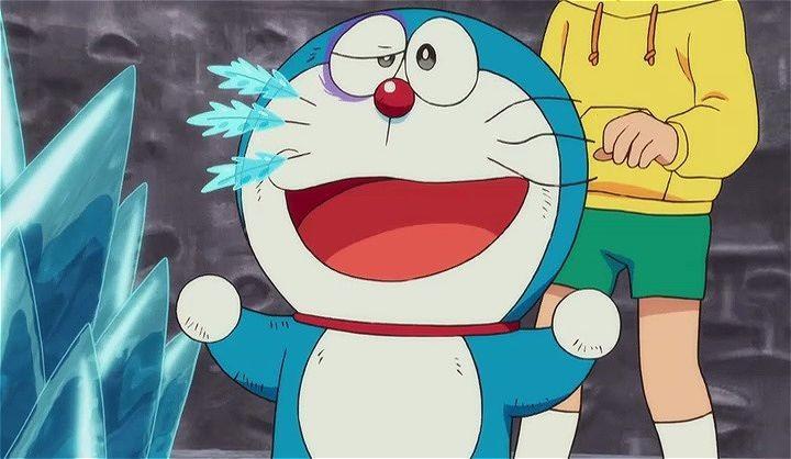 Doraemon: Buz Devri Macerası Ekran Görüntüsü 1