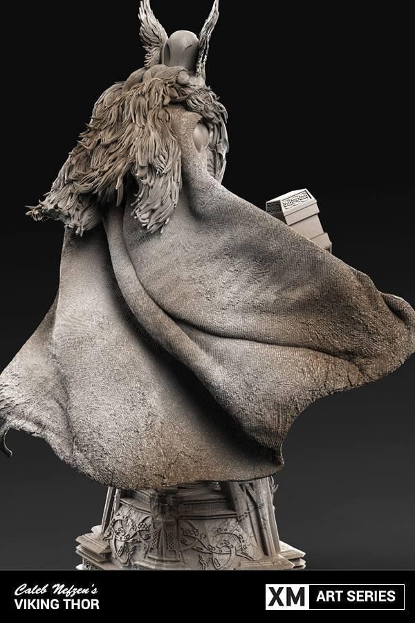 Premium Collectibles : Thor by Caleb Nefzen** 80nswn