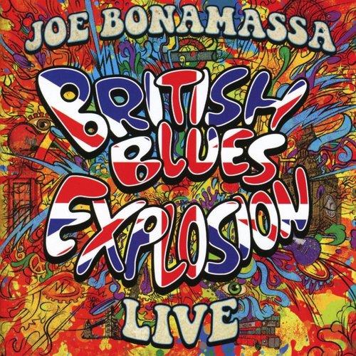 Joe Bonamassa - British Blues Explosion Live (2018)