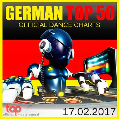 German Top 50 Official Dance Charts 17.02.2017 .mp3 - 320 Kbps