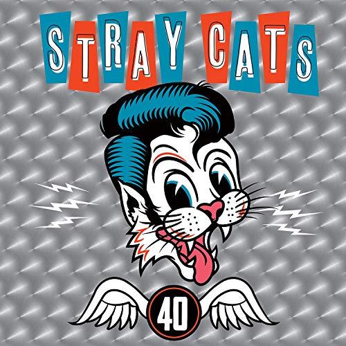 Stray Cats - 40 (2019)