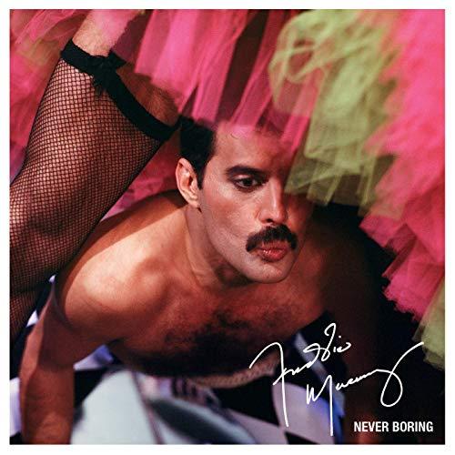 Freddie Mercury - Never Boring (Deluxe Edition) (2019)