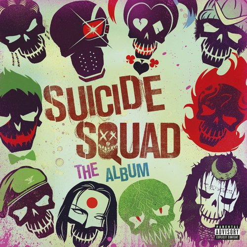Suicide Squad: The Album (2016)