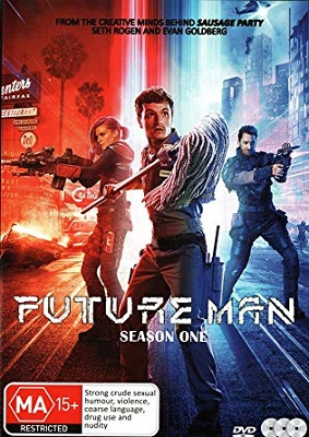 Future Man - Stagione 1 (2019) (1/13) BDMux ITA ENG AC3 Avi