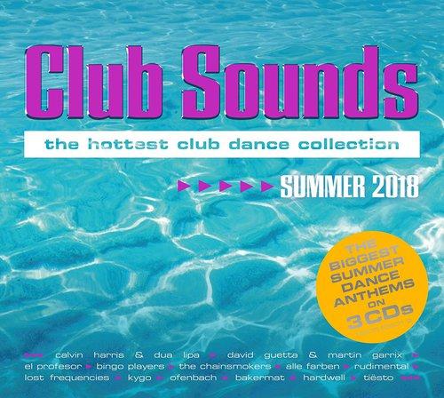 Club Sounds Summer 2018 (2018)
