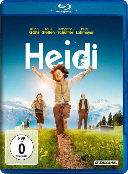 Heidi (2015) - türkçe dublaj film indir