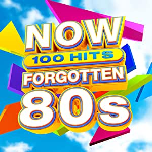 FLAC - Now - 100 Hits - Forgotten 80s (2019)