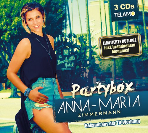 Anna-Maria Zimmermann - Partybox (2017)