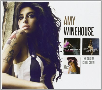 Amy Winehouse - The Album Collection (2012) Download