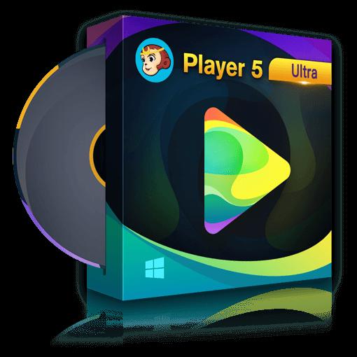 DVDFab Media Player Ultra 5.0.1.9 Multilingual inkl.German