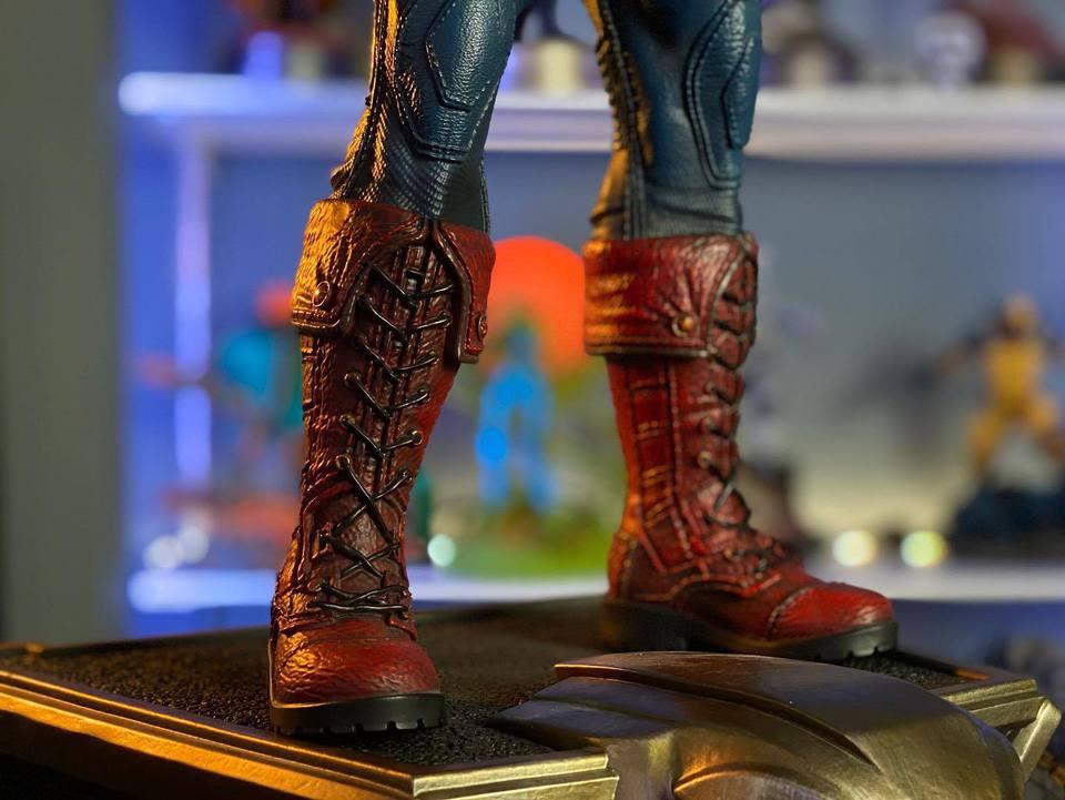 Premium Collectibles : Captain America 1/3 83318764_2324707721169qkmv