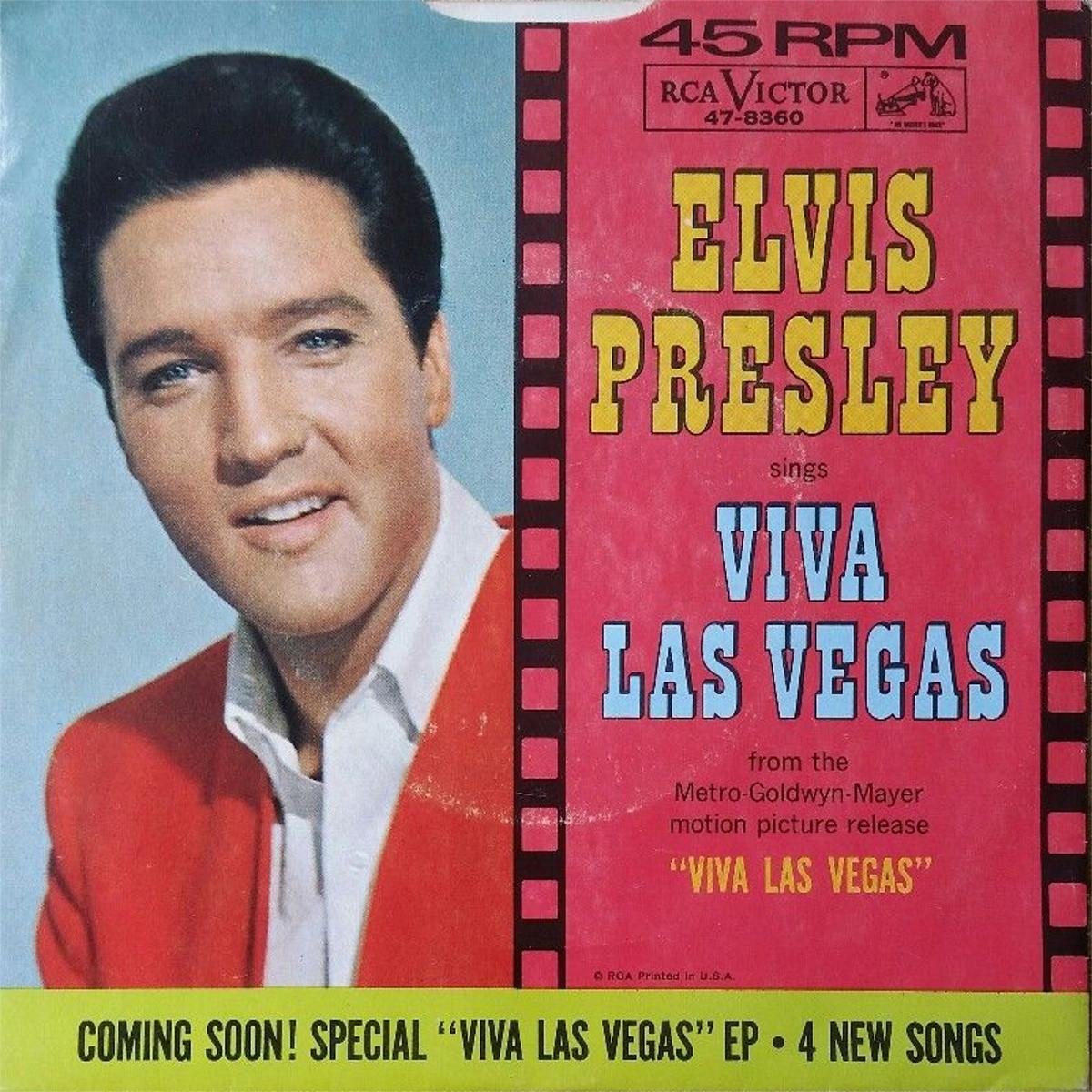 Viva Las Vegas / What'd I Say 8360a59u3q