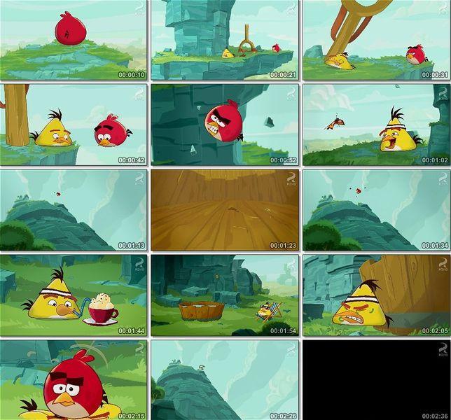 Angry Birds Toons Ekran Görüntüsü 1