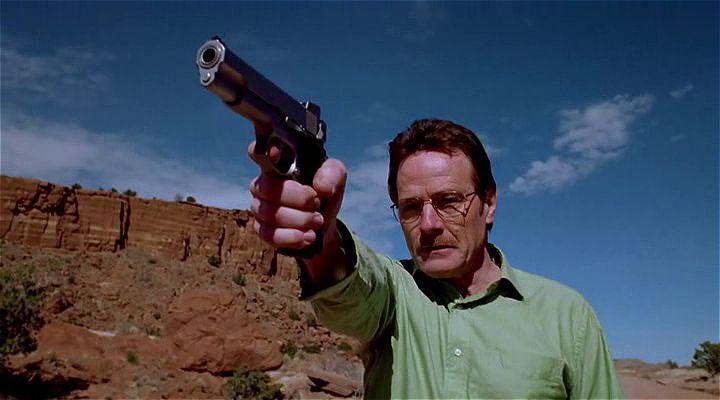 Breaking Bad: 1.Sezon Tüm Bölümler Ekran Görüntüsü 1