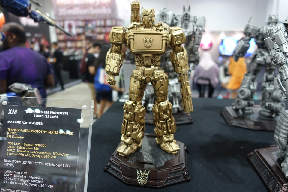 Premium Collectibles : New G1 Transformers Line 1/20 Scale 85ajxj