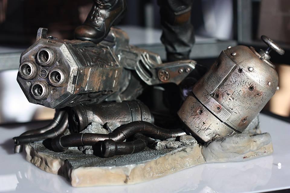 Premium collectibles : Winter Soldier  85cufd