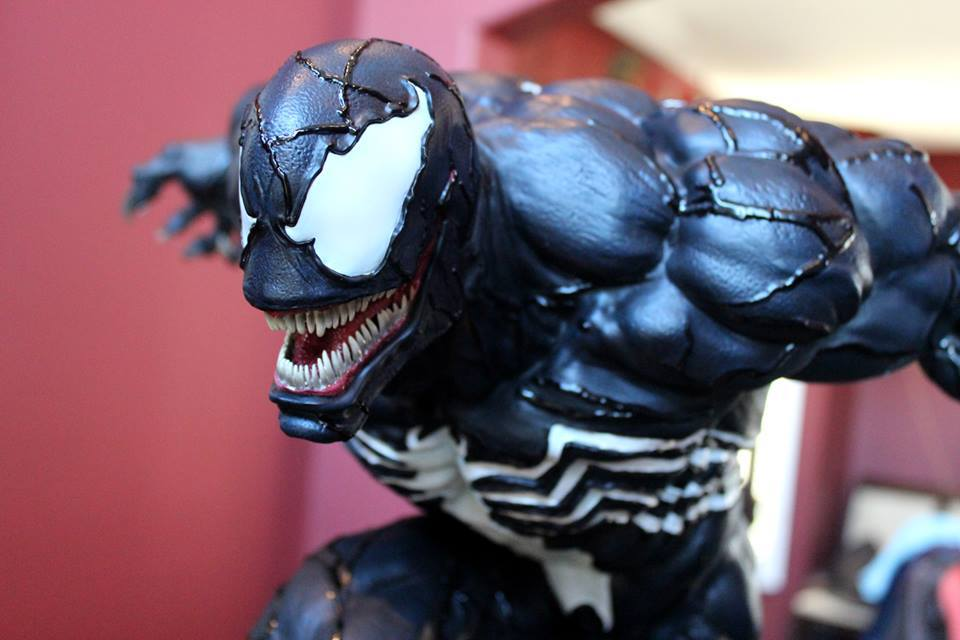 Premium Collectibles : Venom - Comics Version - Page 5 867jbu