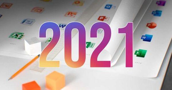 Microsoft Office LTSC Professional Plus 2021 v2105 Build 14026.20308 (32 + 64-Bit)