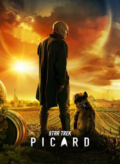 Star Trek: Picard | 2020 | Sezon 1 | 720p WEB-DL x264 | Tr Altyazı