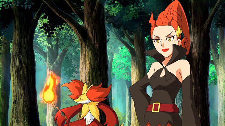 Pokémon Filmi: Diancie ve Yıkımın Kozası Ekran Görüntüsü 2