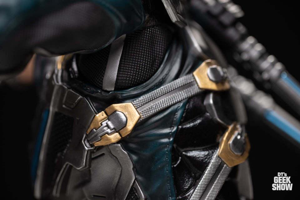 Samurai Series : Nightwing 8a6ck9e