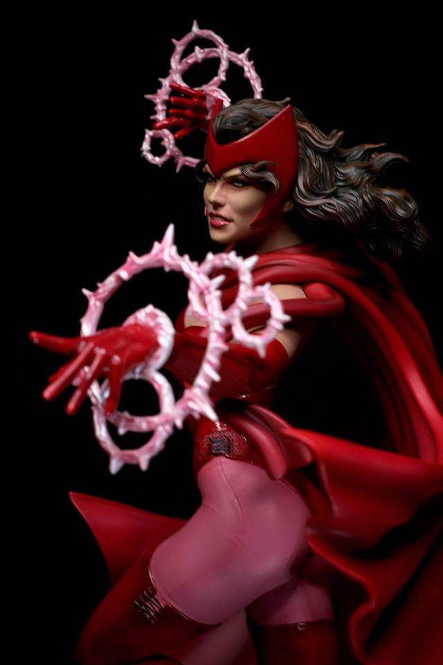 Premium Collectibles : Scarlet Witch** 8an9kvr