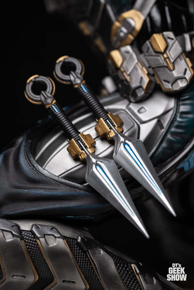 Samurai Series : Nightwing 8b2pk3i