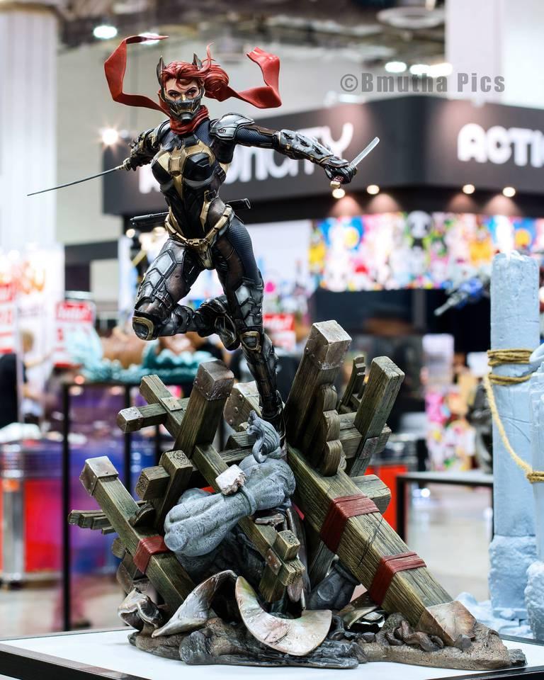 Samurai Series : Batgirl 8b4f2un1nu3b