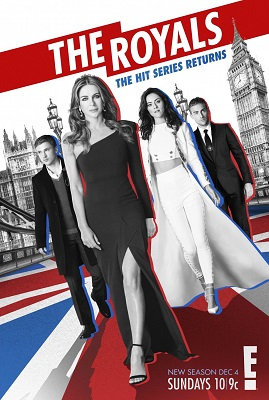 The Royals - Stagione 3 (2017) (Completa) LD WEBRip 480p ITA AC3 x264 mkv