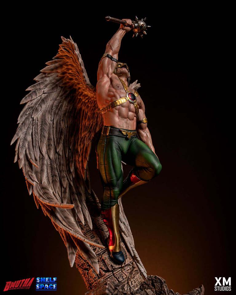 Premium Collectibles : Hawkman 1/6 8eyklm