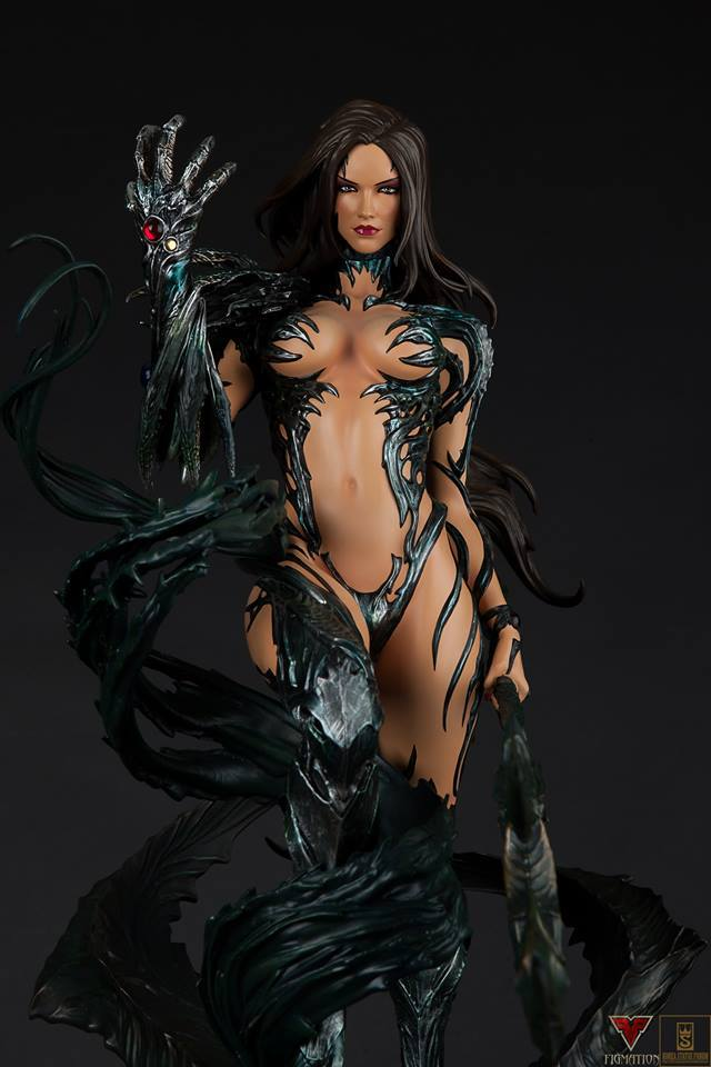 Premium Collectibles : Witchblade - Page 4 8gdszj