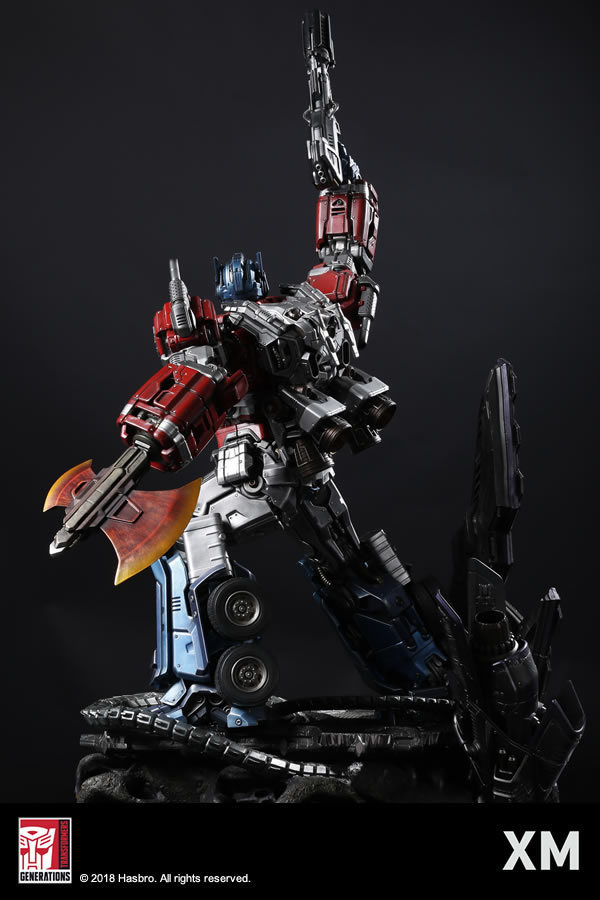 Premium Collectibles : Transformers - Optimus Prime (G1) - Page 2 8h6om8