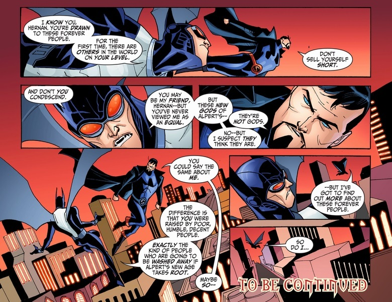scans_daily | Justice League: Gods and Monsters #2-3