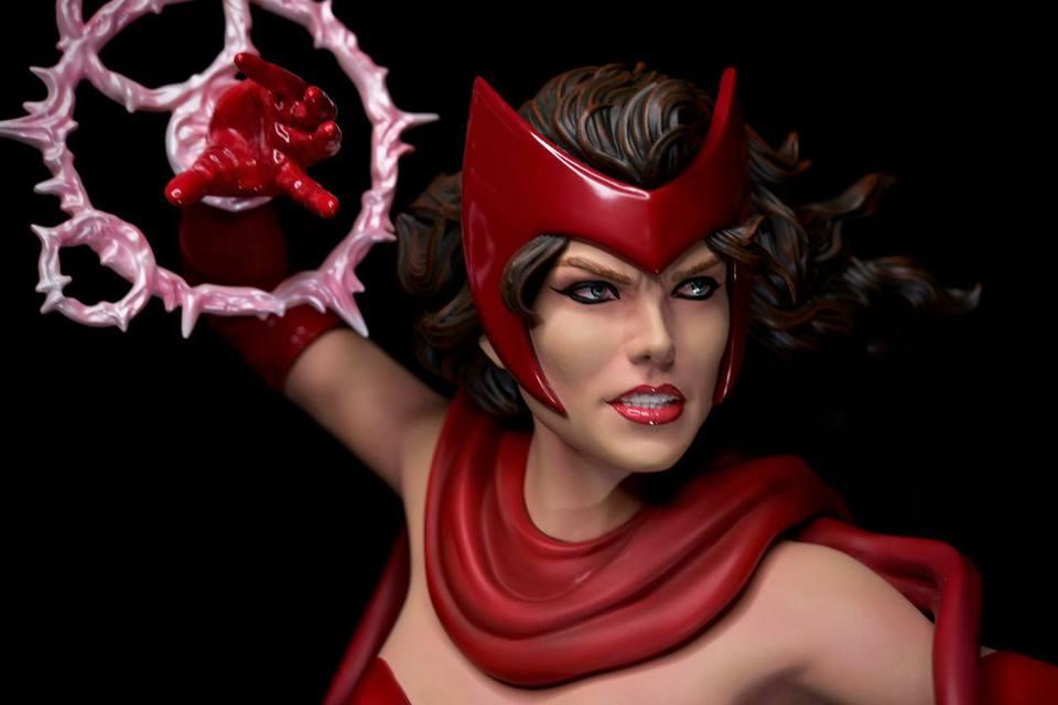 Premium Collectibles : Scarlet Witch** 8l9jc5