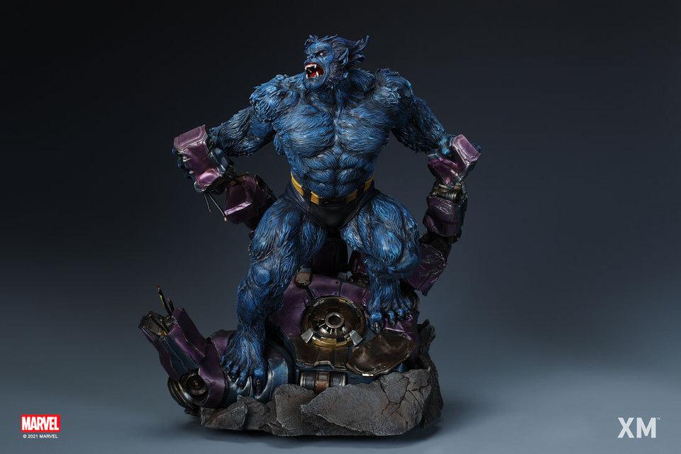 Premium Collectibles : Beast 1/4 Statue 8n9jjx