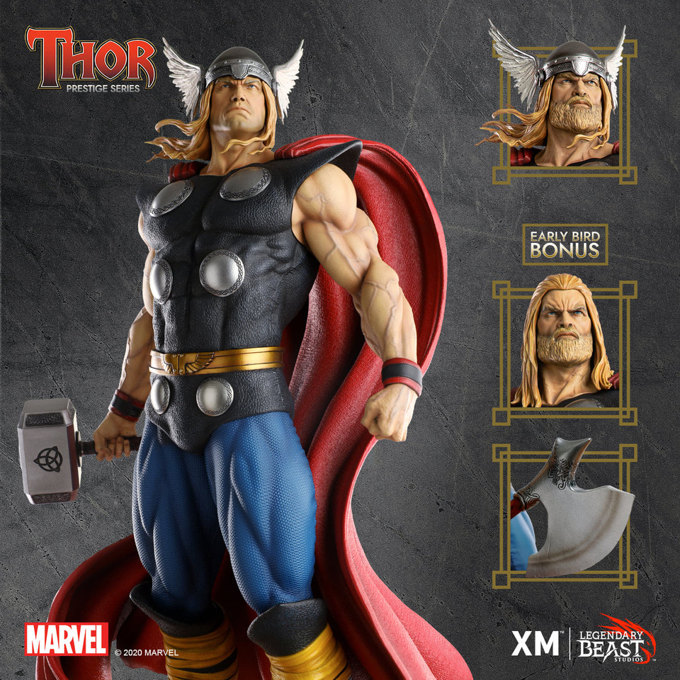 Premium Collectibles : Thor 1/3 8owk6d