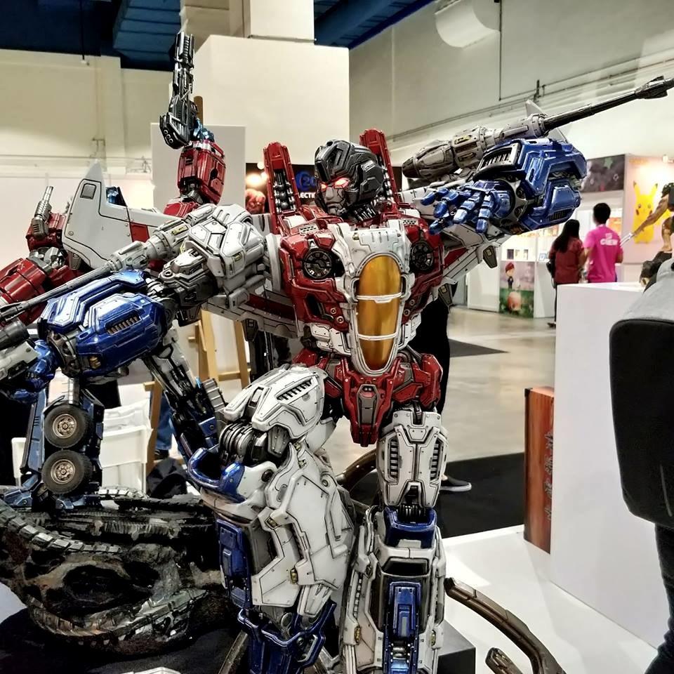 XM Studios: Coverage TAGCC 2018 - April 7th-8th 8plofq