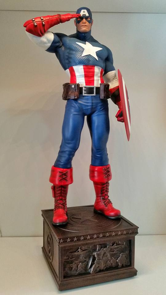 Premium Collectibles : Captain America - Sentinel of liberty - Page 5 8qbusv