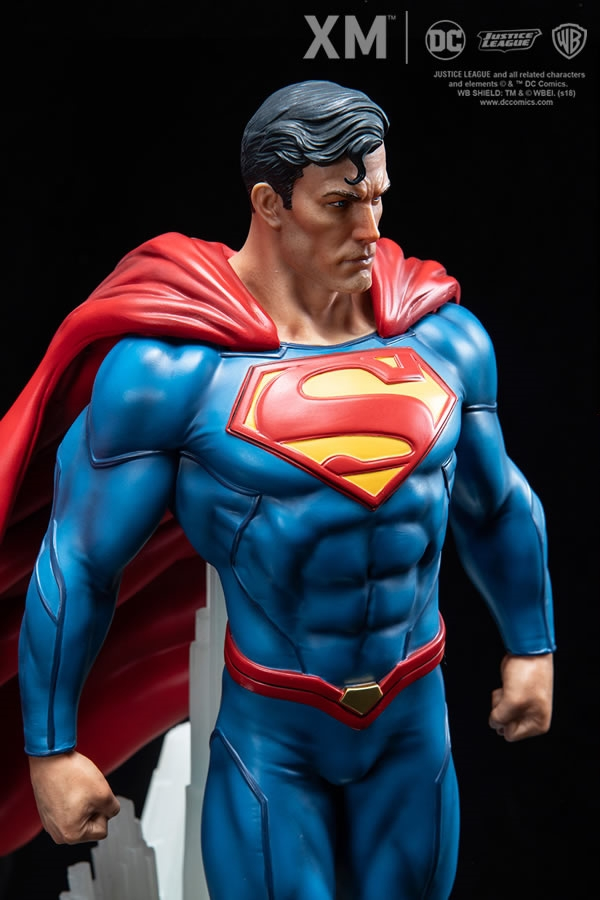 Premium Collectibles : JLA Superman 1/6**   8rbkap