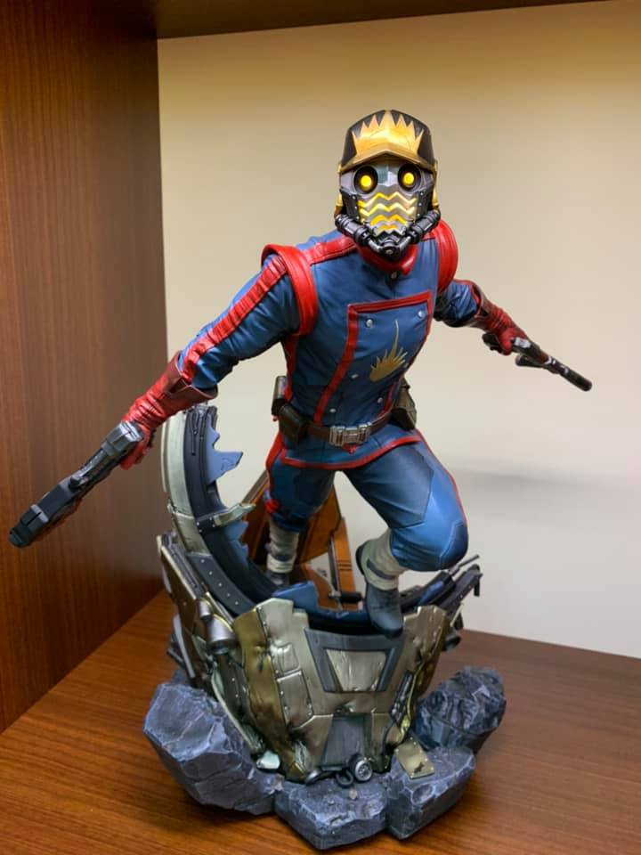 Premium Collectibles : Star Lord** 8vnkld