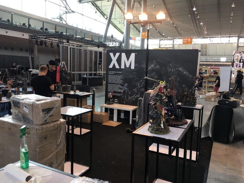 XM Studios: Comic Con Germany Stuttgart 2018  8vsshe