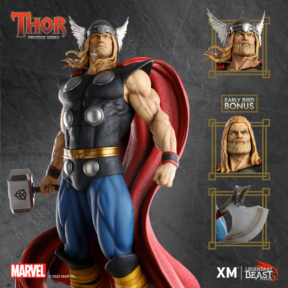 Premium Collectibles : Thor 1/3 8wmkvj