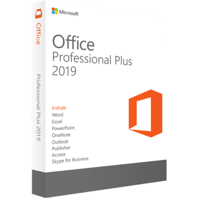 Microsoft Office Professional Plus VL 2019 - 1904 (Build 11601.20204)