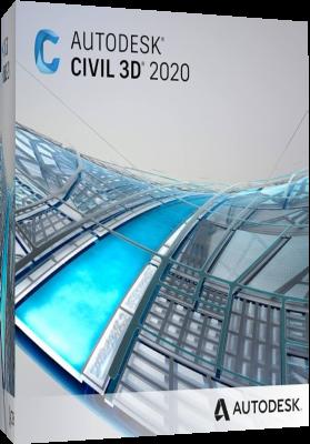 Autodesk AutoCAD Civil 3D 2020.1.1 - ITA