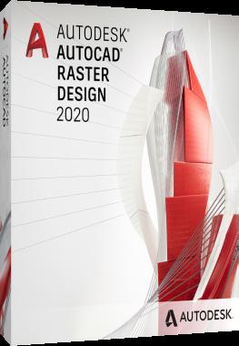 Autodesk AutoCAD Raster Design 2020 - ITA