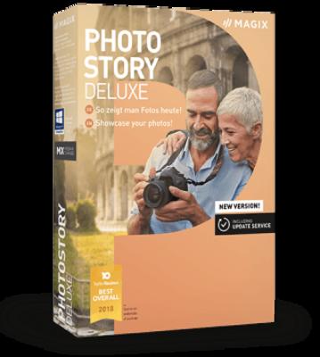 MAGIX Photostory Deluxe 2019 v18.1.3.31