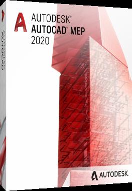 Autodesk AutoCAD MEP 2020 - ITA