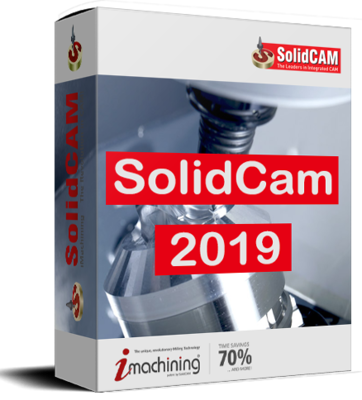 SolidCAM 2019 SP1 Multi - ITA