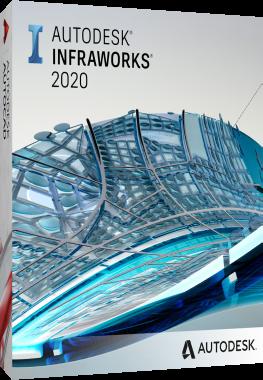 Autodesk Infraworks 2020 Multi - ITA
