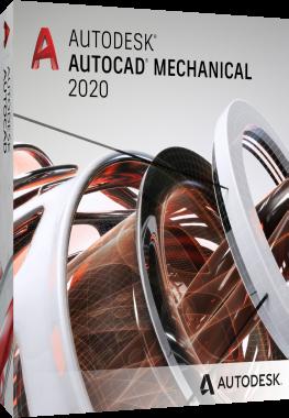 Autodesk AutoCAD Mechanical 2020 - ITA